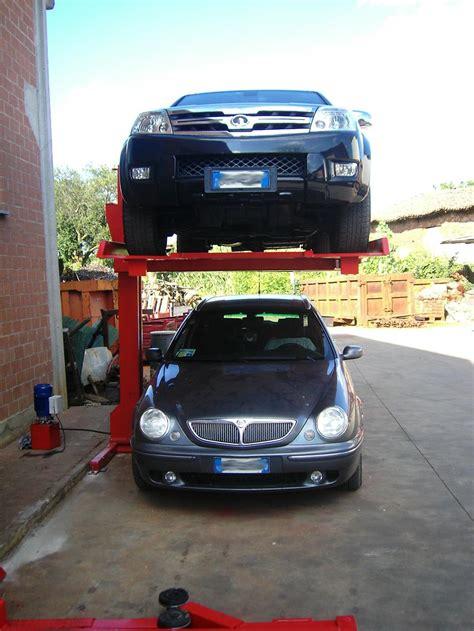 normativa box auto sollevatore auto per box