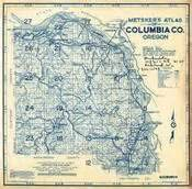 oregon antique maps and historical atlases historic map