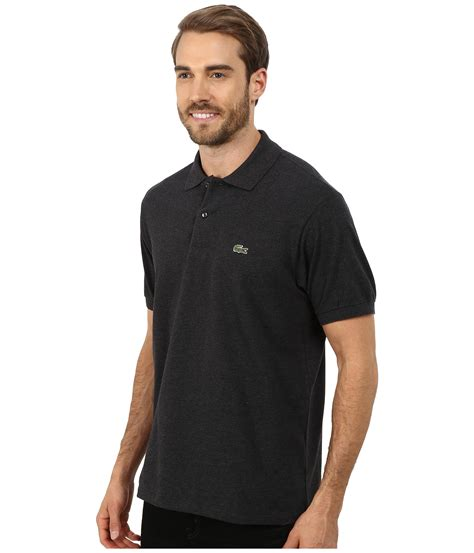 New Arrival Polo Shirt Lacoste Pe Polyester Diskon lacoste sleeve classic fit chine pique polo shirt