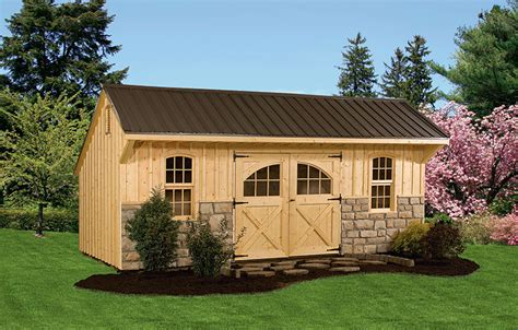 10 215 16 gable shed plans affordable utility shed plans for