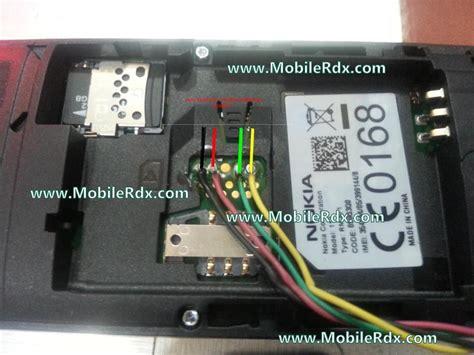 Conector Memori Nokia 205 nokia pinouts archives mobilerdx