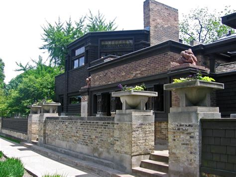 panoramio photo of frank lloyd wright home and studio