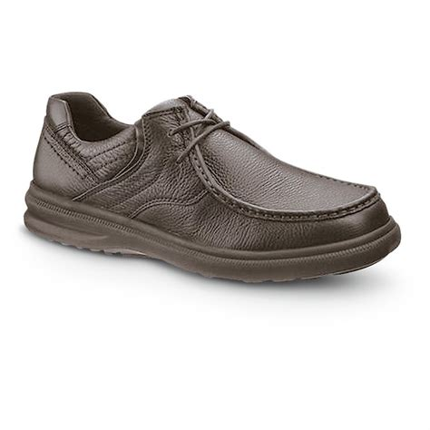 hush puppies oxford shoes s hush puppies 174 burke oxford shoes brown