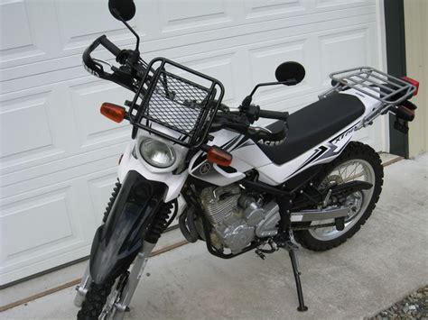 Xt225 Luggage Rack by 17 Best Images About Yamaha Xt225 250 Serow On