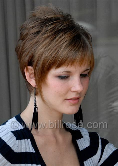 pictures of short flippy hairstyles short flippy hairstyles for women