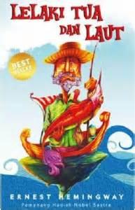 Hemingway Lelaki Tua Dan Laut Cetakan Lama Klasik lelaki tua dan laut rumah baca