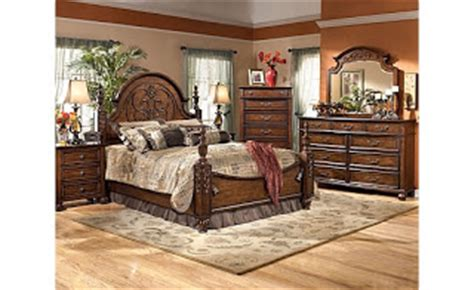 ashton castle bedroom set ashley furniture brookfield