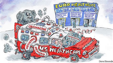 should the united states have universal health care the fix for american health care can be found in europe