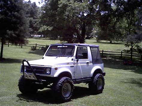dustyslilsami 1992 suzuki samurai specs photos modification info at cardomain