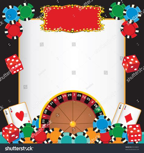 casino birthday card template casino event invitation with wheel