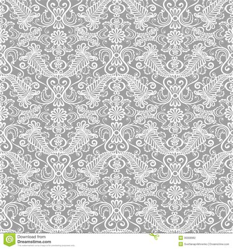 seamless pattern lace seamless lace floral pattern stock photography image