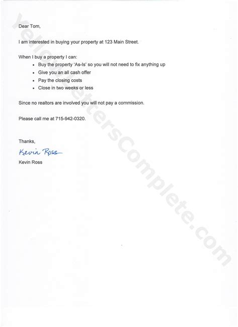 business letter typed signature typed marketing letters
