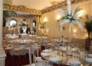 Great Gatsby Themed Wedding 1920s Christmas Parties No 4 Hamilton Place