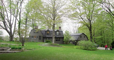 jd house former j d salinger home house for sale new england today