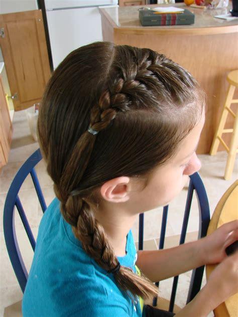 braided hairstyles  kids beautiful hairstyles
