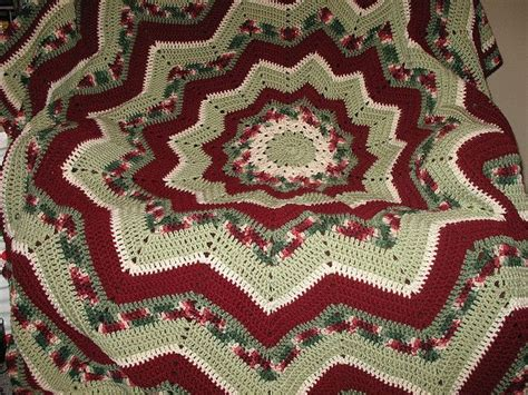 free crochet patterns for round ripple afghan crochet free crochet pattern for round ripple afghan dancox for