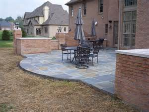 Cheap Patio Ideas Pavers Paver Patio Design Ideas Home Interior Design