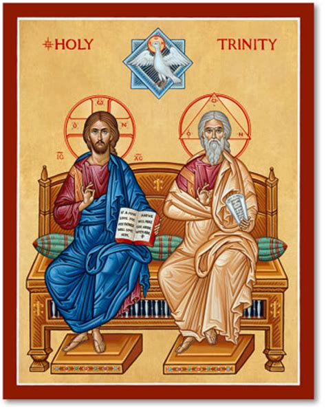 Original Home Decor by Great Feast Icons Holy Trinity Icon Monastery Icons