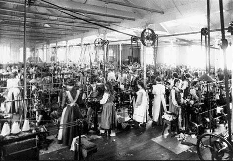 agricultural and industrial revolution timeline