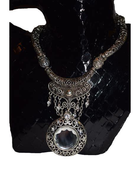 Bespoke Handmade - tibetan silver bespoke handmade necklace