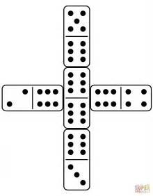 dibujo de domin 243 para colorear dibujos para colorear