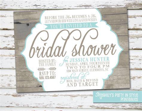 cheap wedding shower invitations cheap bridal shower