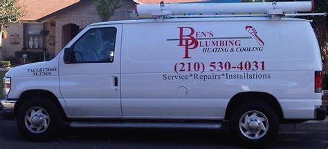 Bens Plumbing by Ben S Plumbing Heating Cooling
