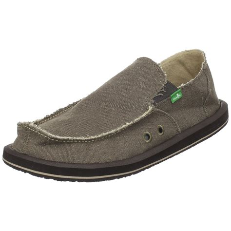sandal shoes mens sanuk vagabond sandal shoe in brown for lyst