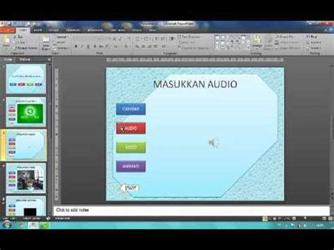 youtube membuat helikopter sederhana tutorial membuat menu sederhana pada power point youtube
