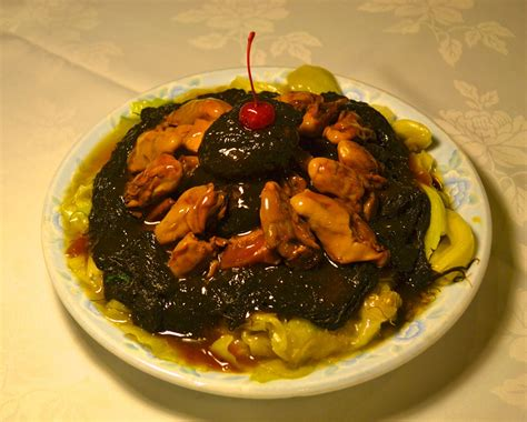 new year 7 vegetables hair moss bamboo fungus and more lucky foods to eat for