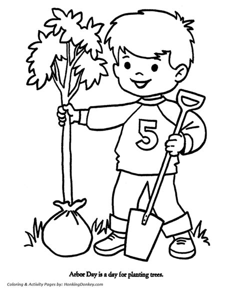 coloring page of a boy kids coloring