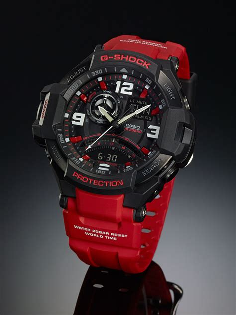casio g shock ga 1000 4b merah ga 1000 4b products g shock casio
