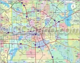 dallas zip codes dallas county zip code boundary map