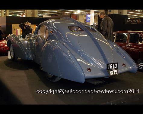 Bugatti Illustration Type 57SC Atlantic 2 2560x1600