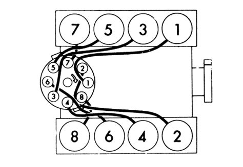 give me the firing order of 1986 dodge 318