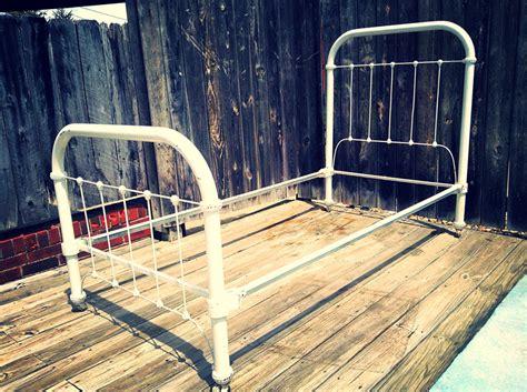 Antique Cast Iron Bed Frames For Sale Sale Through 11 15 Antique Cast Iron Bed Frame