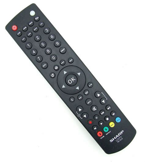original remote sharp rc1910 lcd tv onlineshop