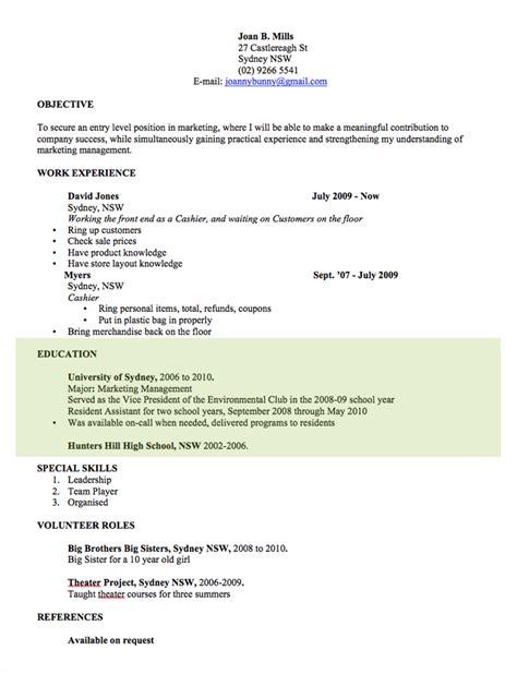 Resume Maker Dubai Made Ready Resume