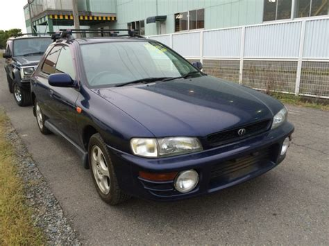Subaru Impreza Wagon For Sale by Subaru Impreza Wagon Hx 20s 1997 Used For Sale