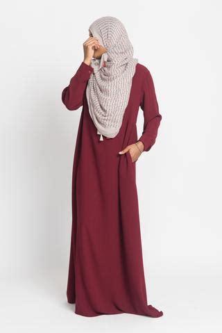 Sale Jilbab Pashmina Crepe Hitam Putih all aabideen