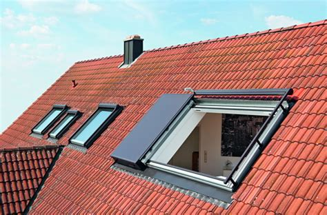 Dachfenster Einbauen Genehmigung by Panorama Dachfenster Azuro Roto Wohndachfenster