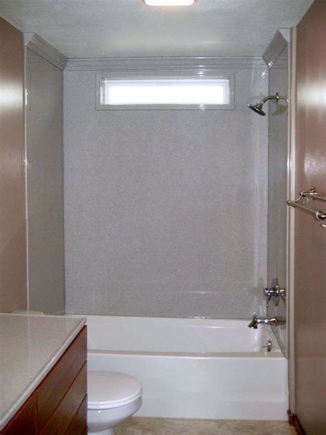 bathtub shower insert bathroom tub reglazing shower inserts resurface surrounds