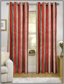 Grey and red check curtains painting best home design ideas