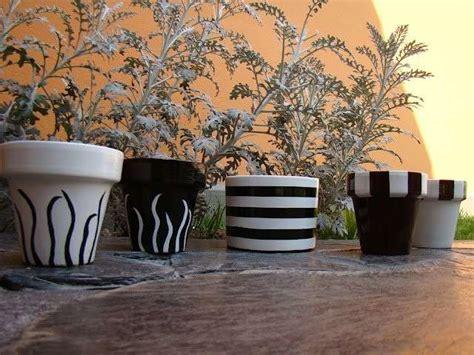 vasi decorati vasi da giardino foto 9 40 design mag