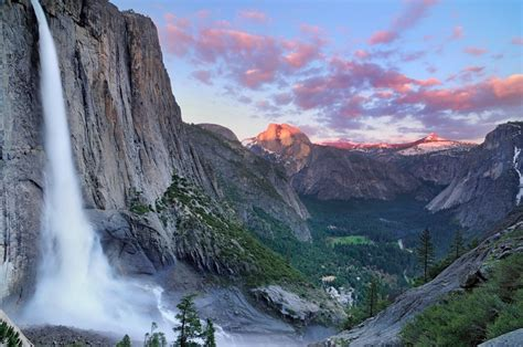 beautiful places to visit in usa yosemite national park california united states