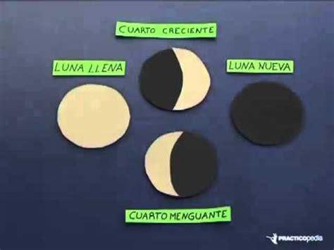 fases de la luna para ninos fases de la luna por hansel y joaco youtube