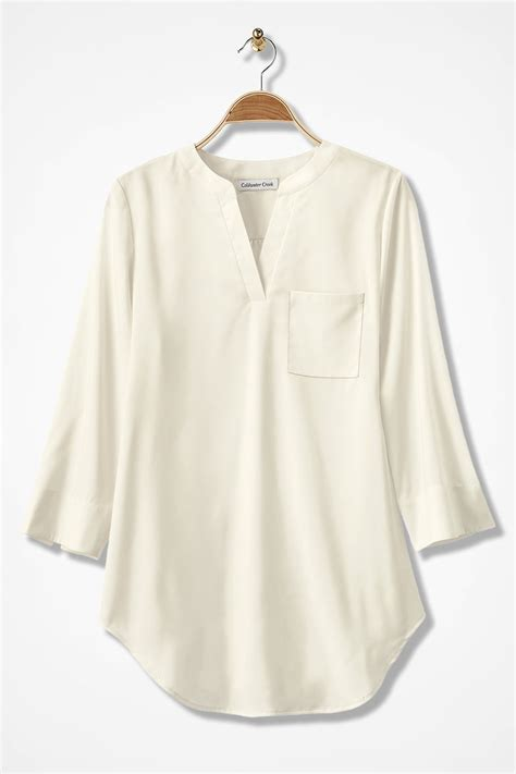 go with the flow tunic coldwater creek