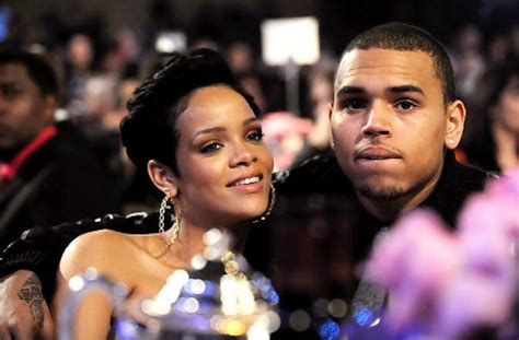rihanna chris together again source ny daily news