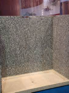 granit dusche creative image blogs whole shower in granite or
