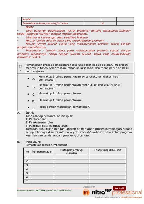 Surat Keterangan Tidak Dilakukan Dokumen Akreditasi by 39447297 Panduan Bukti Fisik Akreditasi 2